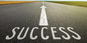 Succesvol zijn is een keuze